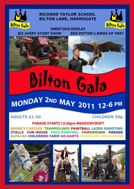 Preparation going well for the 34th Bilton Gala