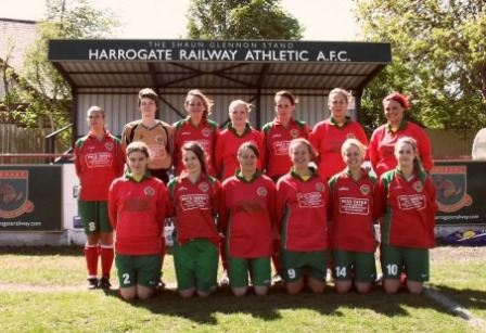 Harrogate Railway Ladies