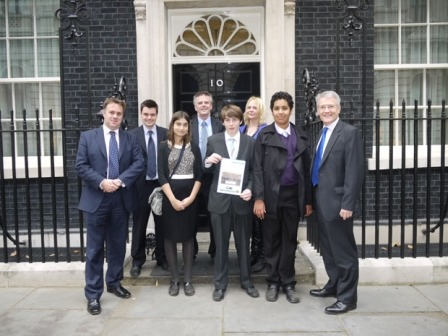 Downing Street group schools climate change