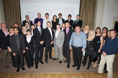 The Judges and all the teams that took part