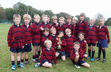 Rugby players take top title in Yorkshire Festival