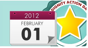 dignity day 2012