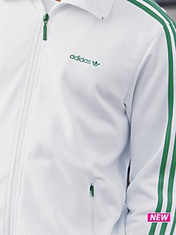 Tracksuit top in the style being sort
