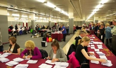 Harrogate Elections 2011
