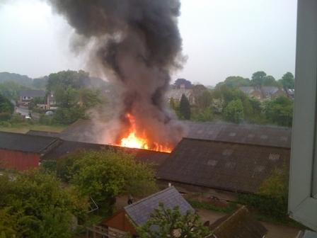 Ripon Fire