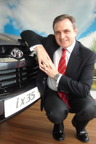 Mark Robinson, Managing Director, Meridian Motor Group