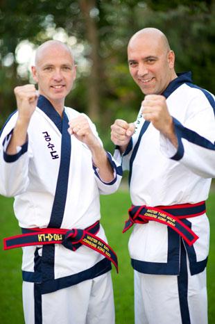 """Harrogate Martial Artists Awarded Elite """"Master Grade"""" Belts"""