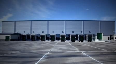 New 75,000 sq ft warehouse for Taylors at Knaresborough