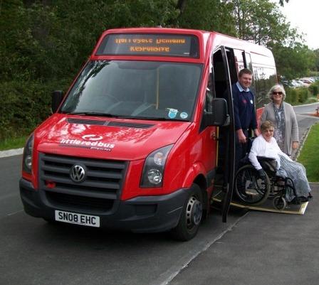 Little Red Bus Harrogate