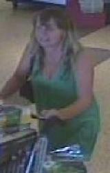 Harrogate supermarket theft