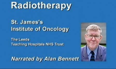 Celebrity narrator brings star quality to Leeds hospital cancer film