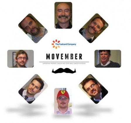 The-Fuelcard-Company-Movember-11